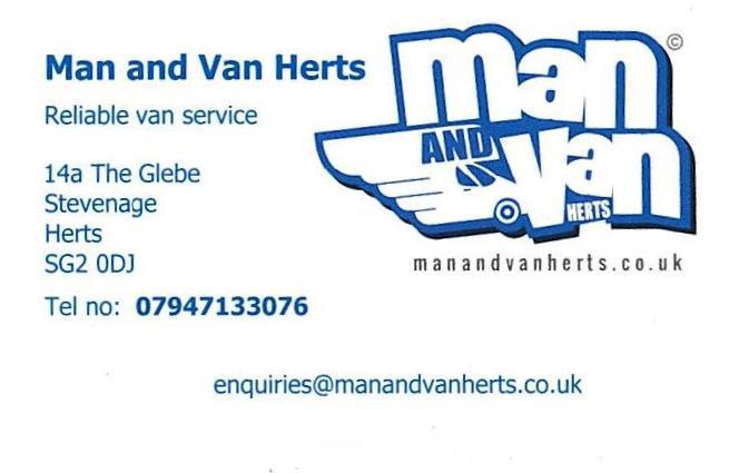 Man and Van Herts Ltd logo