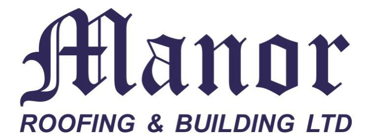 Manor Roofing & Building Ltd logo