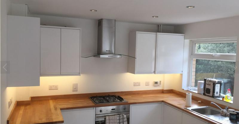 Image 6 - kitchen lighting and power