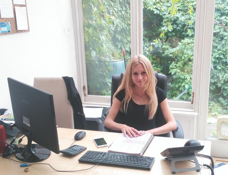 Image 5 - Maria - the office manager