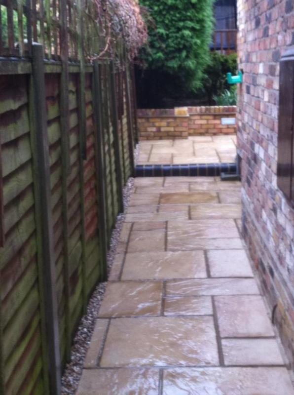 Image 9 - Marshalls Heritage Patio Slabs