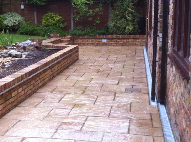 Image 14 - Marshalls Heritage patio slabs