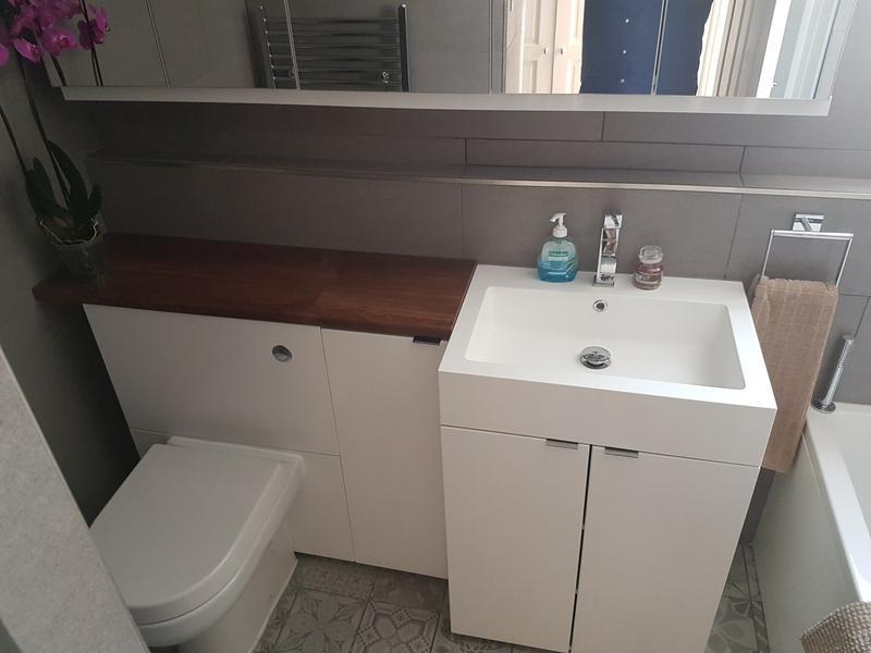 Image 135 - DULWICH - BATHROOM REFURBISHED