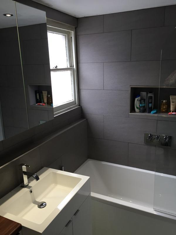 Image 132 - DULWICH - BATHROOM REFURBISHED