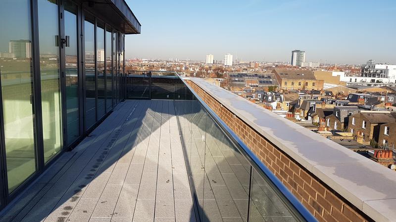 Image 19 - Mastic Asphalt Balcony 25 Year Guarantee