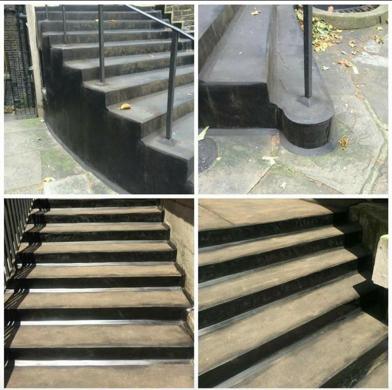 Image 13 - Asphalt Steps Renewals 25 Year Guarantee