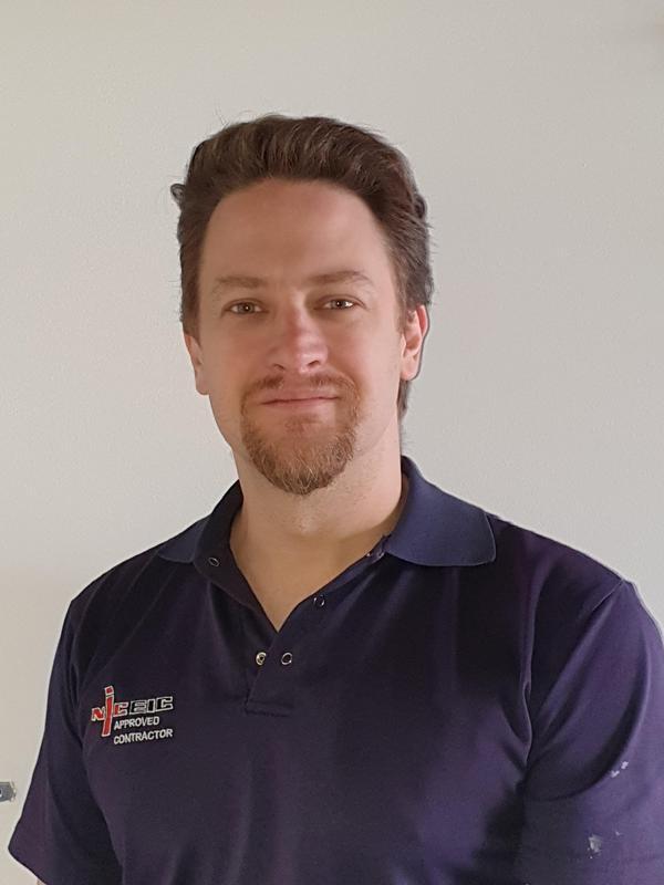 Image 18 - Matt Saunders. Electrician
