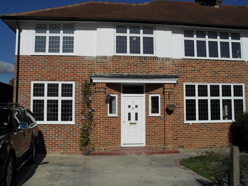 Image 1 - Front Extension After