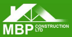 MBP Construction Ltd logo