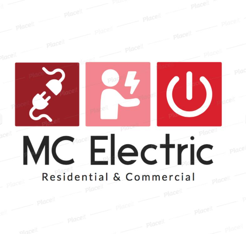 MC Electric logo