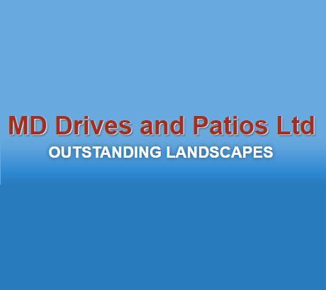 MD Drives & Patios Ltd logo