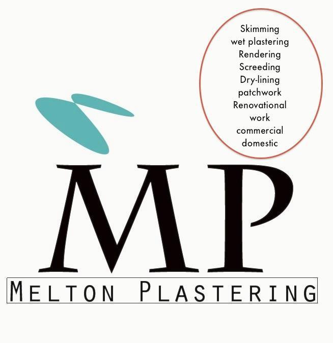 Melton Plastering logo
