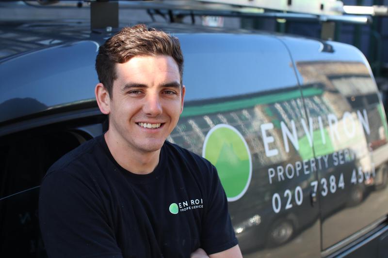 Environ Property Services logo