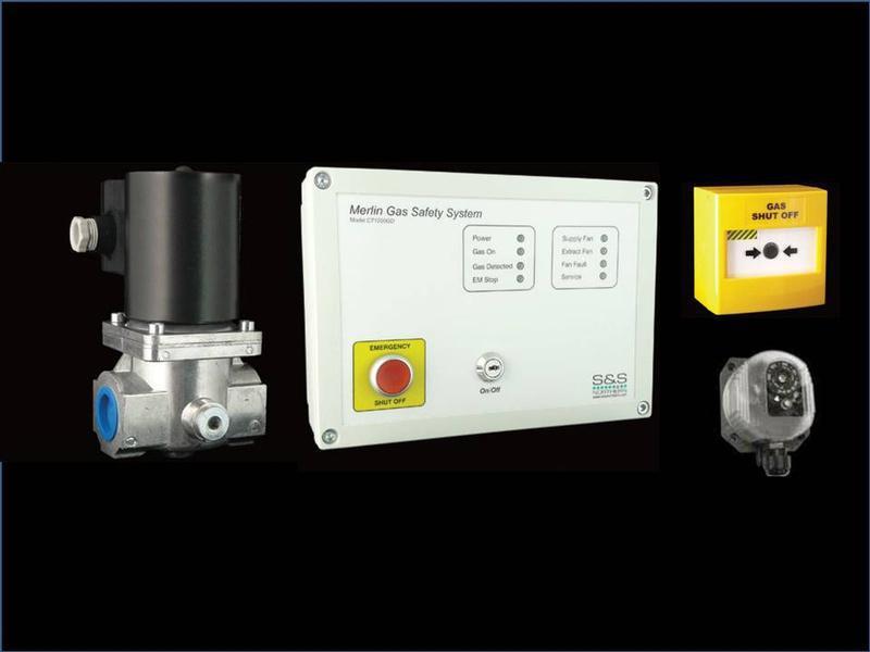 Image 87 - Gas Interlock system