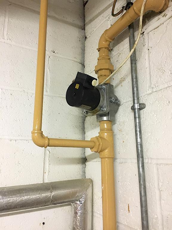Image 17 - Emergency Gas Shuttoff Valve