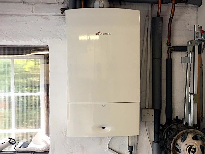 Image 26 - Worcester Bosch 40kw boiler