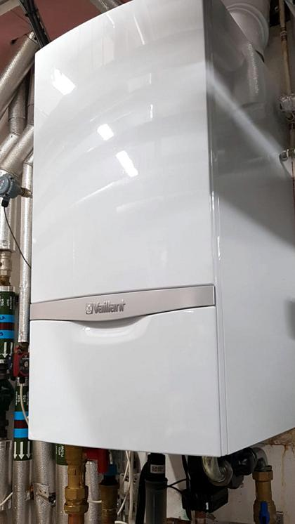 Image 12 - Vaillant  36kw system boiler