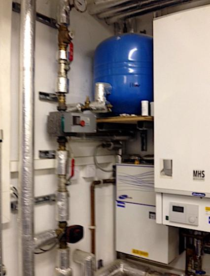 Image 34 - MHS Stremline 100kw system boiler