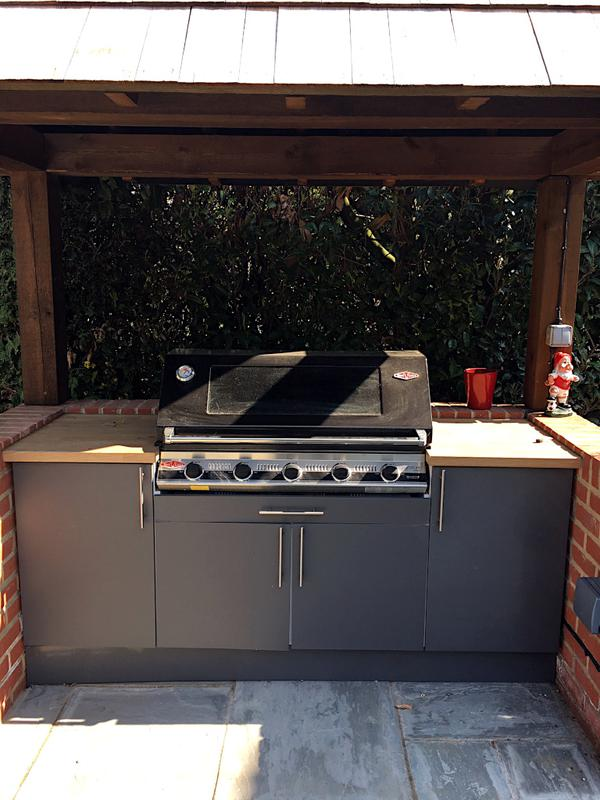 Image 26 - Natural Gas BBQ