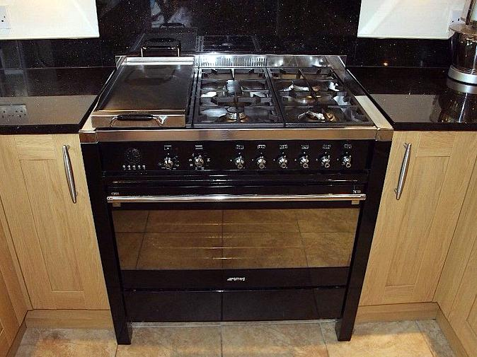 Image 49 - Range Cooker