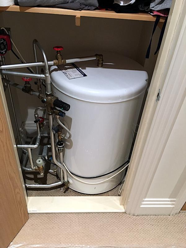 Image 35 - 150Ltr Unvented Hot Water Cylinder