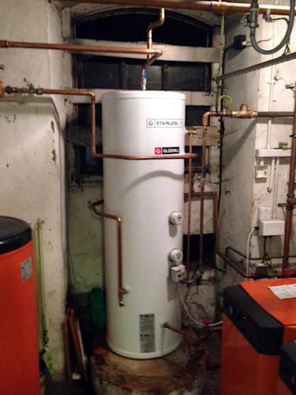 Image 58 - Gledhill 300Ltr Unvented Hot Water Heater