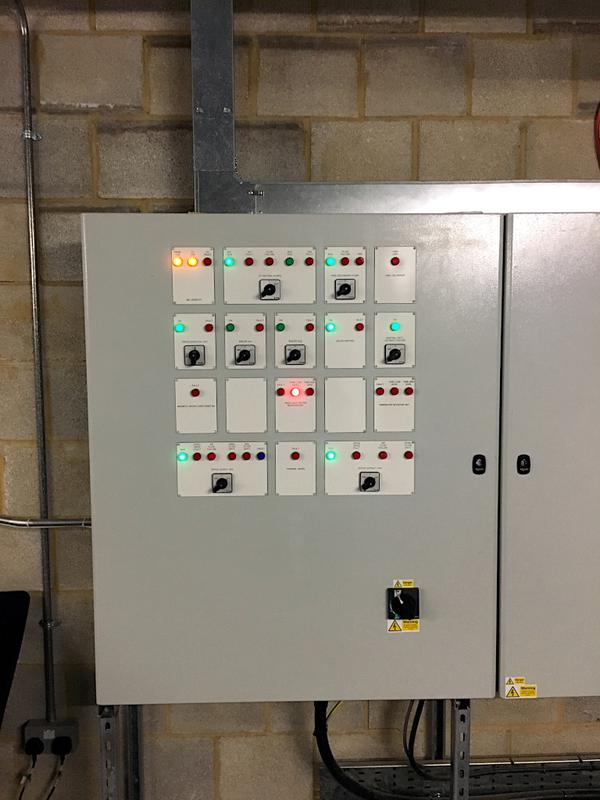 Image 40 - Commercial Control Panel