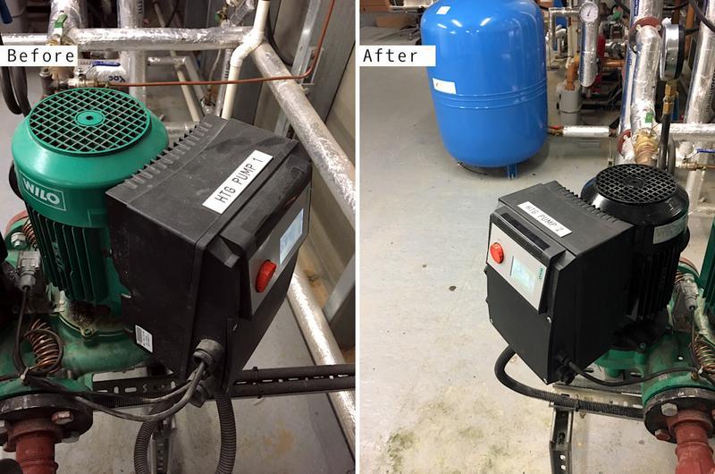 Image 60 - Wilo DP-50/150-4/2 Pump