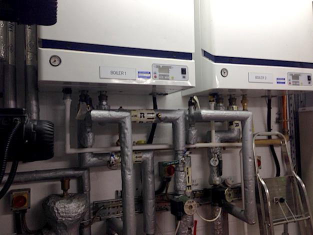 Image 54 - 2x MHS Procon 85kw Commercial Boilers