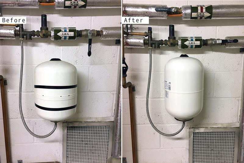 Image 75 - 24Ltr Pottable Water Pressure Vessel