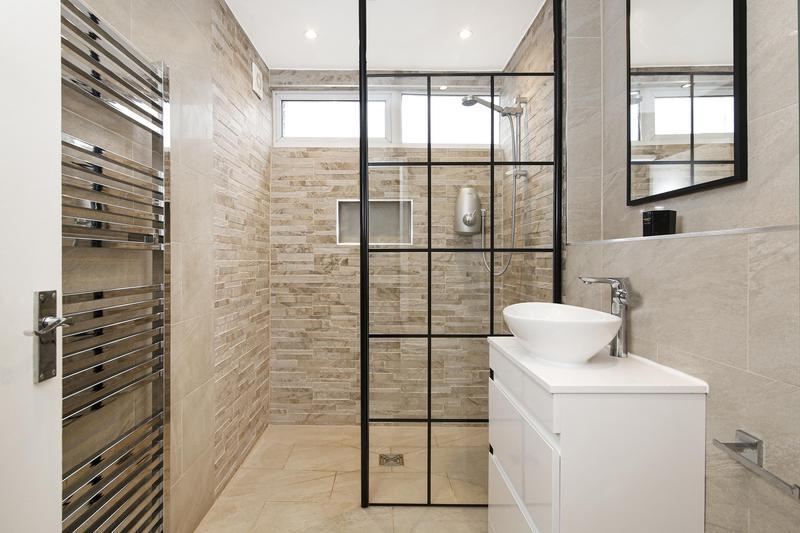 Image 4 - Wet Room Installation, Bromley, December 2020