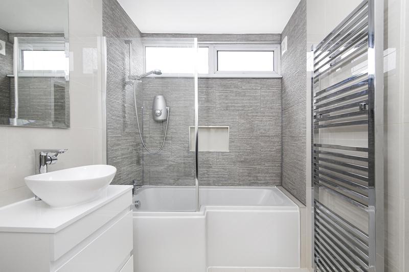 Image 3 - Bathroom Install, Bromley, January 2021
