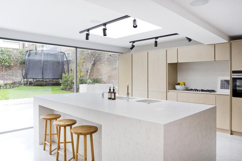 Image 34 - Rear Extension with New Kitchen Chiswick