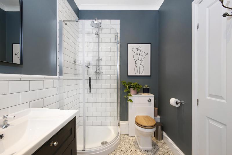 Image 1 - Victorian Shower room, Beckenham, February 2021