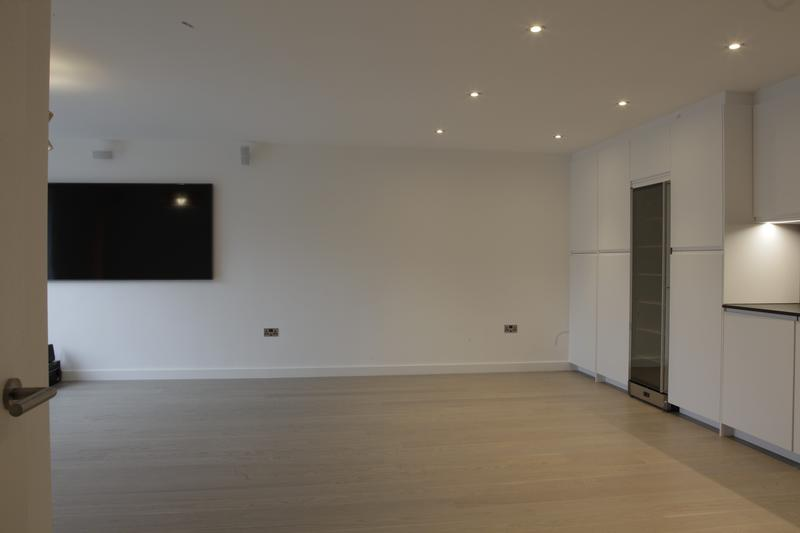 Image 2 - Kitchen renovation- underfloor heating, engineered wood flooring, new kitchen units and appliances, stone ceramic worktop, new lights and LED strips in Bermondsey