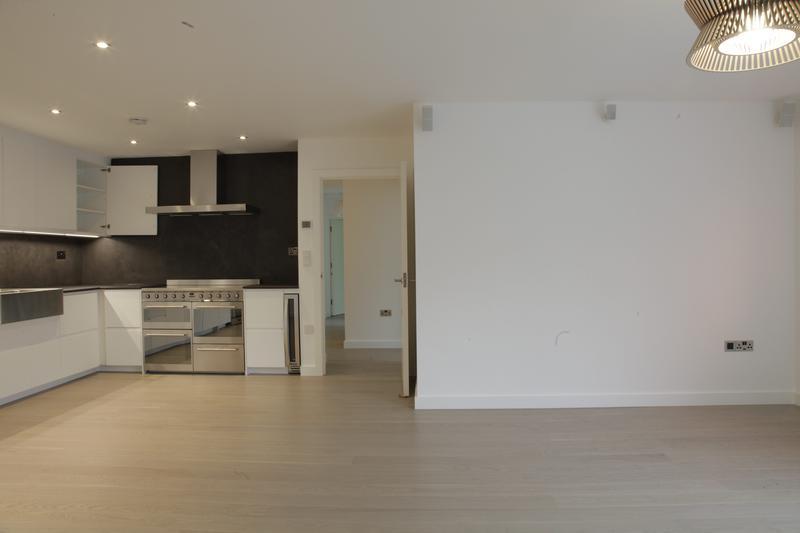Image 7 - Lounge/kitchen renovation, Bermondsey