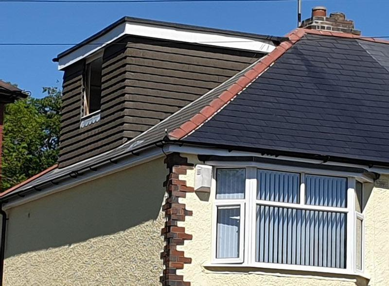 Image 8 - Main Roof Replacement completed. May 2019, Tile Hill.