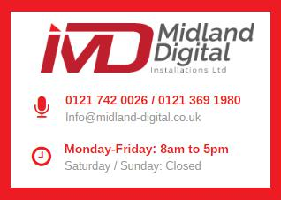 Midland Digital Installations LTD logo
