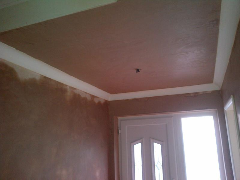 Image 7 - Skimming over artex walls/ceilings