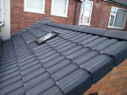 Image 49 - Lower roof replacement. Completed February 2019. Coundon.