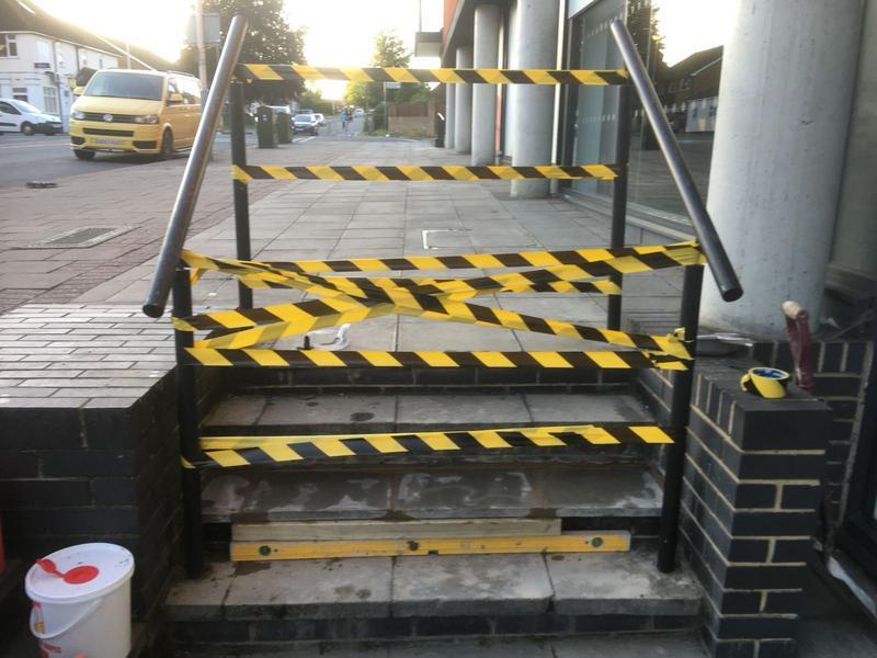 Image 2 - Repair to steps