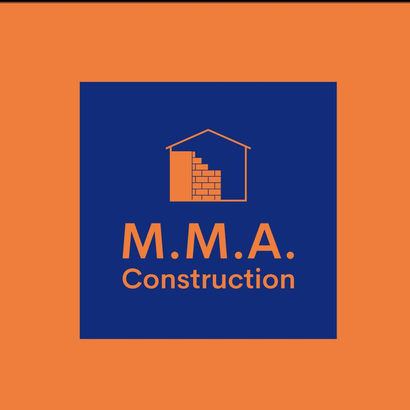 MMA Construction logo