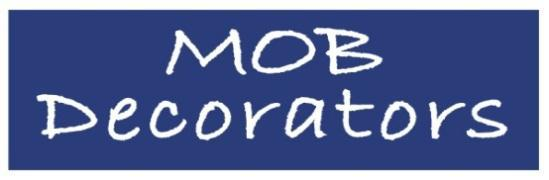 MOB Decorators logo