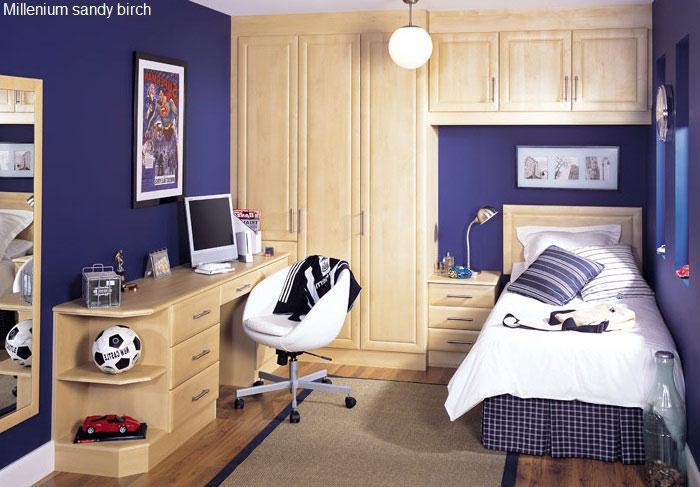 Image 16 - kids fitted bedroom furniture