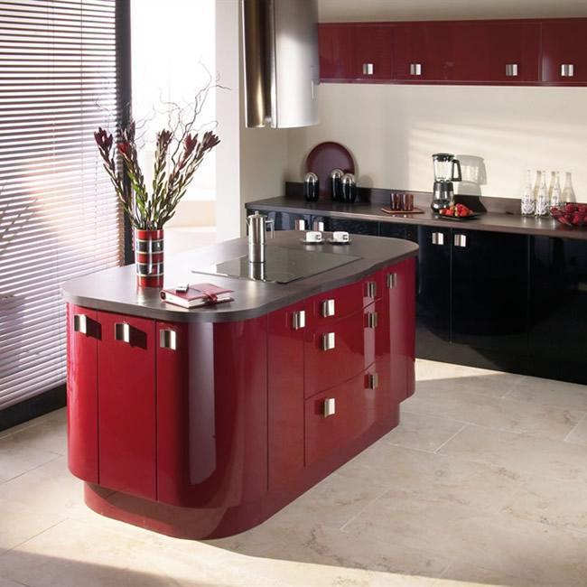 Image 13 - Curved kitchen doors