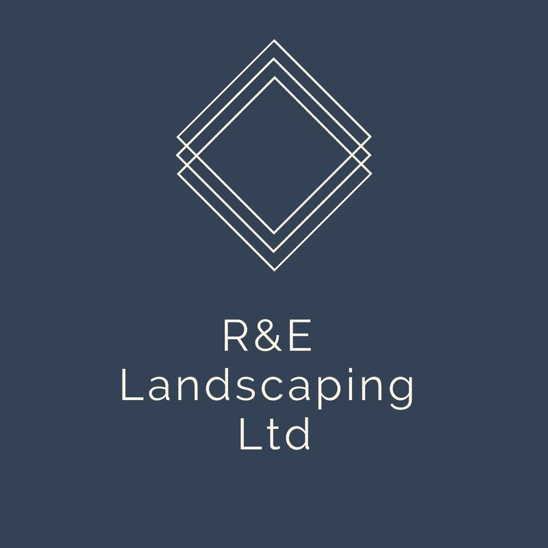 R&E Landscaping Ltd logo