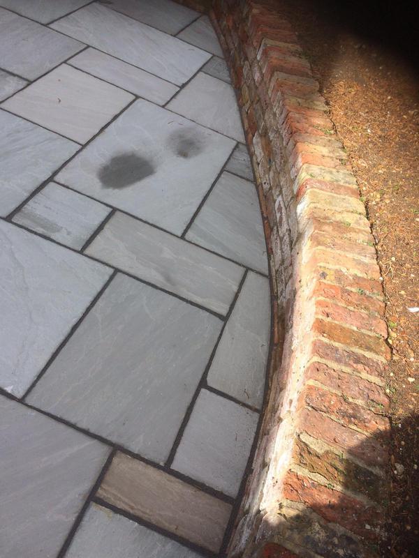 Image 1 - Sandstone paving in welwyn