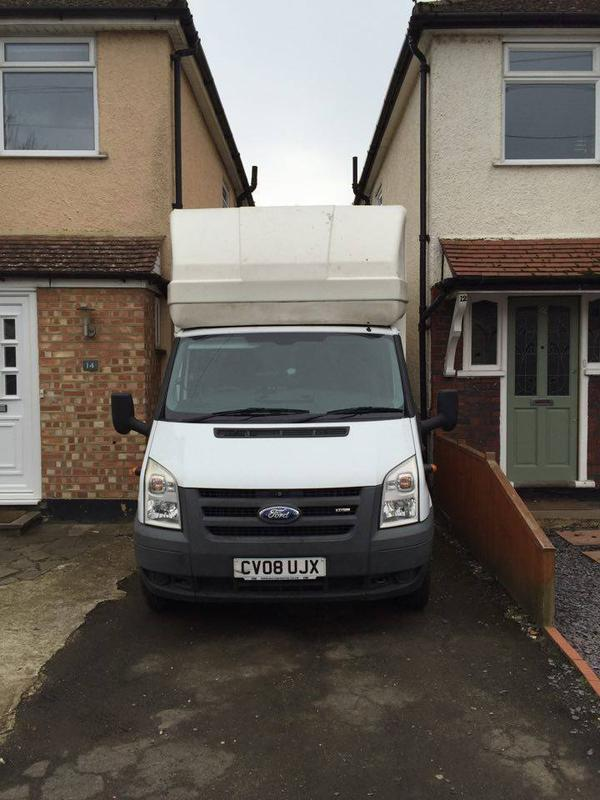 Image 15 - Our luton van can fit in the smallest of places