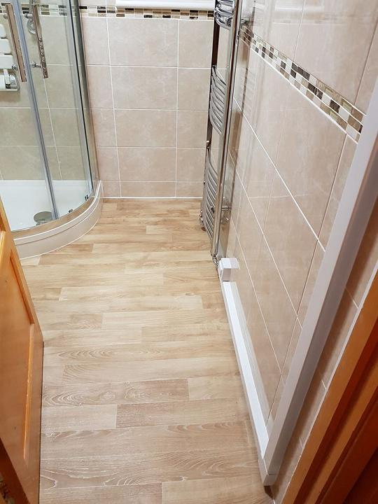 Image 69 - Complete bathroom refit - see our facebook page for before photos!