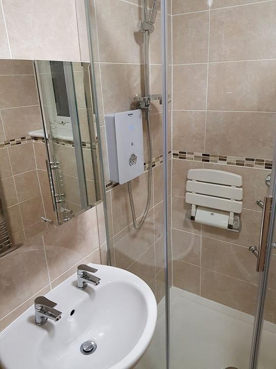Image 71 - Complete bathroom refit - see our facebook page for before photos!